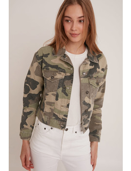 Camo Jacket by Subdued