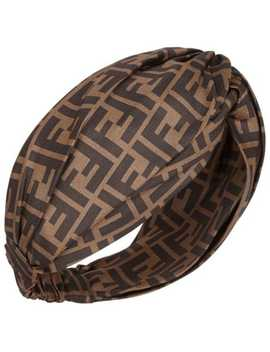 ff-motif-headband by fendi