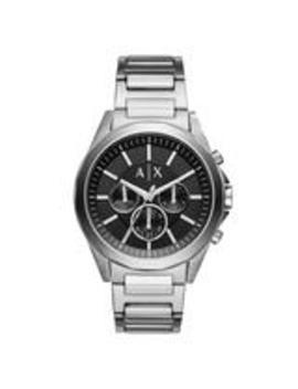 Armani Exchange Gold Tone Chronograph Men's Watch by Beaverbrooks