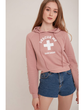 Rescue Me Hoodie by Subdued