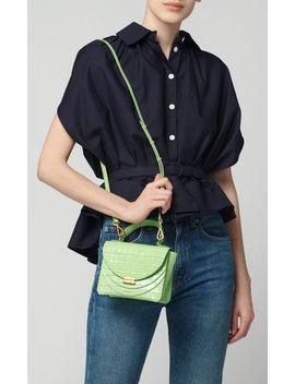 luna-croc-effect-leather-bag by wandler