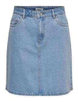 **only-light-blue-denim-skirt by dorothy-perkins