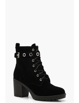 lace-up-hiker-boots-with-eyelets by boohoo