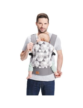 Kinderkraft Nino Baby Carrier (Grey) by Precious Little One