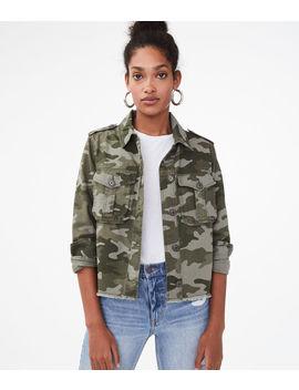 camo-cropped-jacket by aeropostale