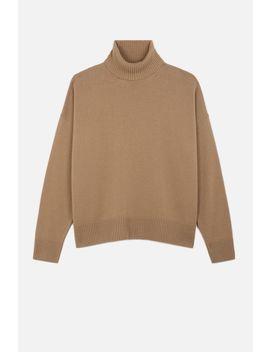 Turtleneck Oversize Sweater by Ami Paris