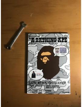 bape-book-2008-with-sticker by bape  ×