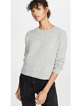 double-seam-cashmere-sweater by vince