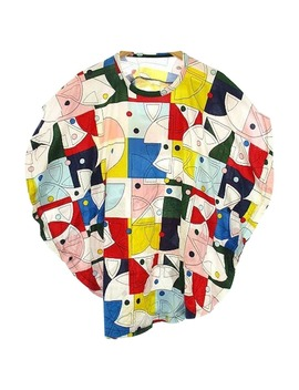 Multicolour Cotton Top by Junya Watanabe