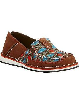 ariat-womens-aztec-cruiser-shoe---moc-toe---10019890 by ariat