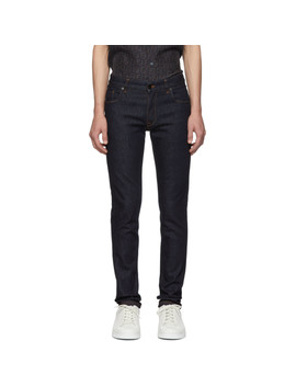 blue-forever-fendi-pocket-jeans by fendi