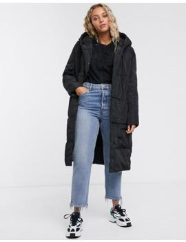 selected-femme---oversized-gewatteerde-jas by selected