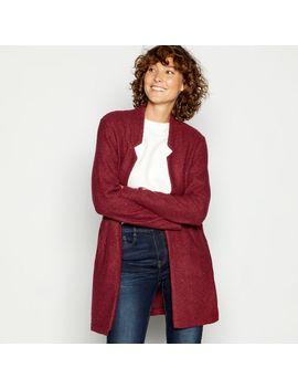 wine-textured-lightweight-coatigan by principles
