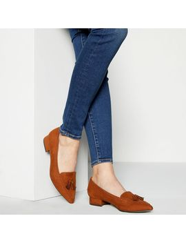 tan-tassel-rassel-wide-fit-loafers by principles