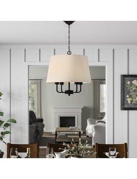 stockton-4-light-single-cone-pendant by gracie-oaks
