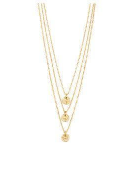 3-row-layer-disc-necklace by gorjana