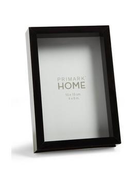black-frame-6x4 by primark