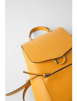 backpack-with-ring by zara