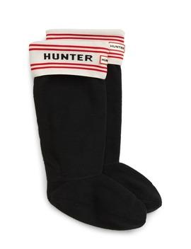 original-logo-cuff-tall-boot-sock by hunter