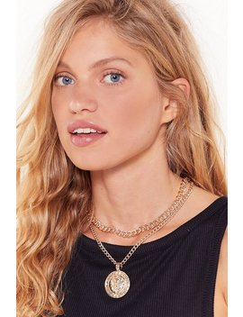 theyre-makin-no-cents-layered-necklace by nasty-gal