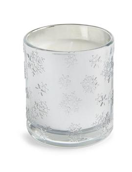 snow-flake-candle by primark