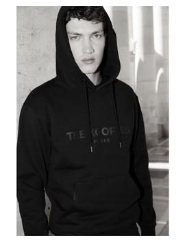 printed-black-cotton-sweatshirt by the-kooples