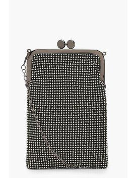 premium-diamante-clutch-bag by boohoo