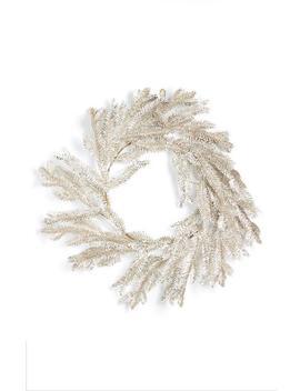 metallic-wreath by primark