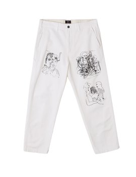 The Golem & His Friends Pants by Obey