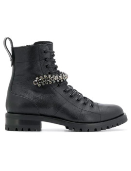 cruz-combat-ankle-boots by jimmy-choo