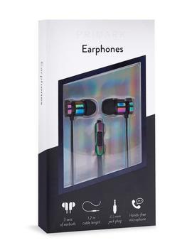black-earphones by primark