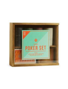 wooden-poker-set by primark