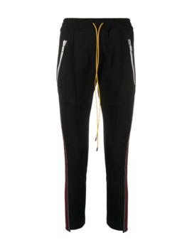 traxedo-stripe-trousers by rhude