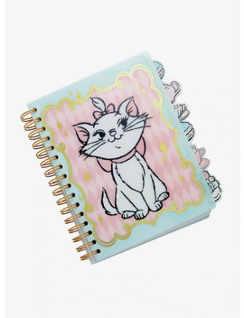 disney-the-aristocats-marie-tabbed-journal by hot-topic
