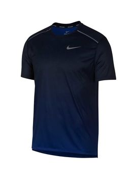 nike-mens-dri-fit-miler-short-sleeve-printed-running-tee by nike