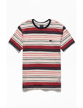 rvca-deadbeat-stripe-pocket-t-shirt by pacsun
