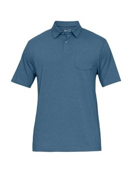 under-armour-mens-charged-cotton-scramble-polo by under-armour