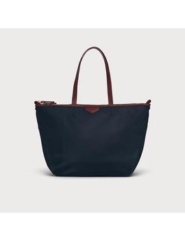evie-navy-tote-bag by lkbennett