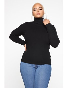 more-to-give-sweater---black by fashion-nova