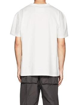 Logo Print Cotton T Shirt by A Cold Wall*