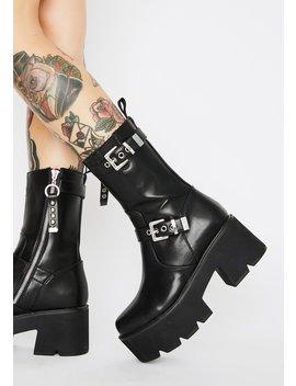 pushin-limits-platform-boots by lamoda