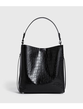 polly-north-south-leather-tote-bag by allsaints