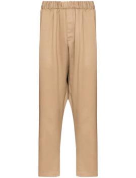 lazy-elasticated-waist-trousers by dashiel-brahmann