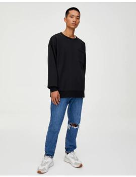 reversible-sweatshirt by pull-&-bear