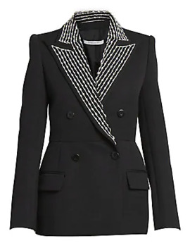 embellished-couture-tailored-wool-blend-jacket by givenchy