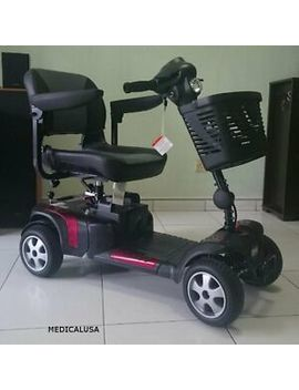 drive-heavy-duty-4-wheel-mobility-scooter--phoenixhd4-store-display-model by drive-medical