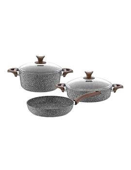 discount-world-hd-cs-3125-granite-plus-wood-handle-cookware-set,-pink---5-piece by discount-world