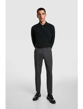pantaloni-simpli by zara