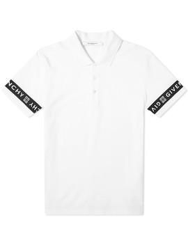 givenchy-taped-arm-polo by givenchy