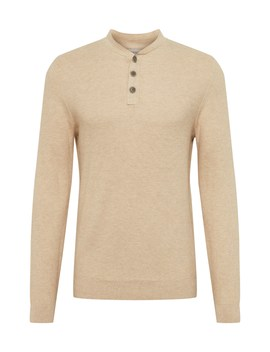 Trui 'struct Henley' by Esprit